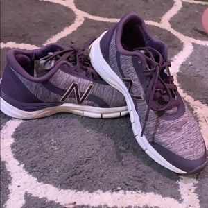 Purple NB Trainers